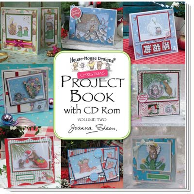 House-Mouse Designs® Christmas Project Book Vol 2.