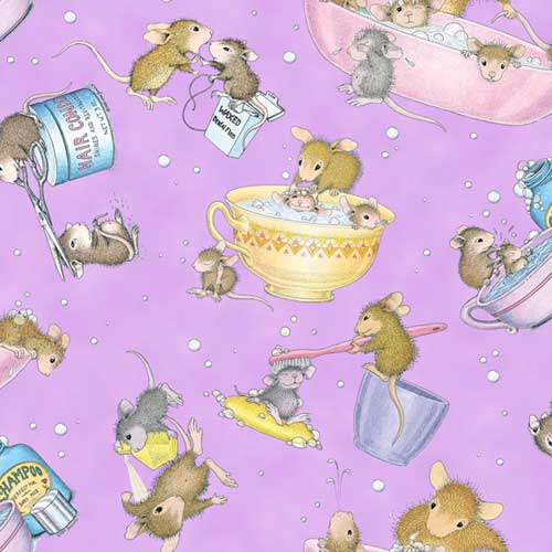 House-Mouse Designs(R) Fabric Collection -