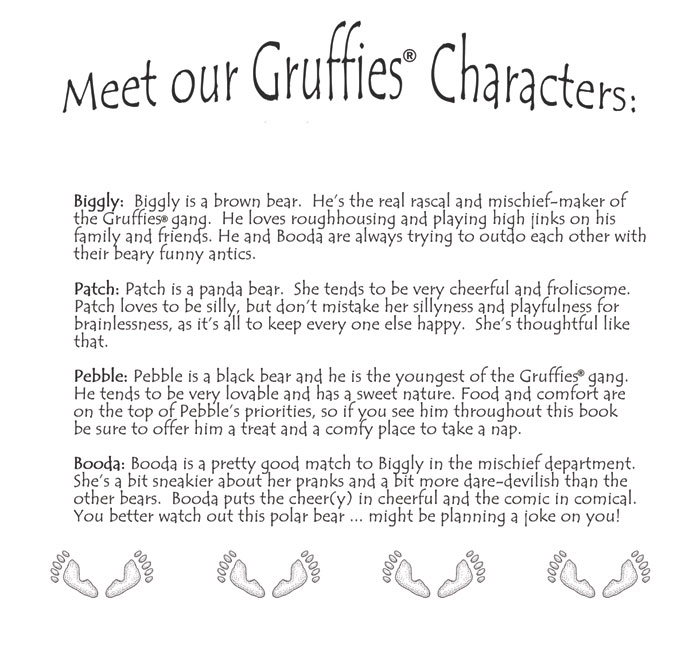 Meet the Gruffies