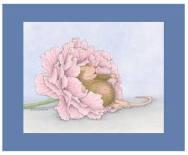 Our Newest House-Mouse Matted Prints