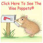 The Wee Poppets� Line of round,Cuddly Hamsters.