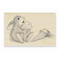 HappyHopper® Rubber Stamps