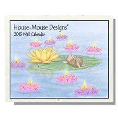 House-Mouse Designs� 2013 Wall Calendar