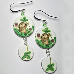 Earrings- 7/8