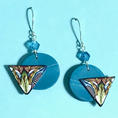 Spectacle Pond Art Studio - Spectacle Pond Art Studio Earring Sets by artist Nancy Revoir Dezotell