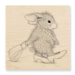 DIVA HOPPER - Select Wood Mounted rubber stamps on sale! Save 25%
