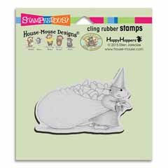 Cling Candy Witch - Our Newest House-Mouse Designs® Cling rubber stamps