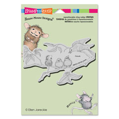 CLING Feeding Time - Select cling rubber stamps on sale! Save  20%