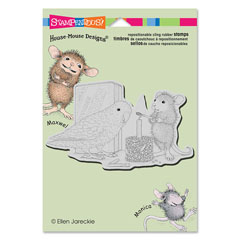 CLING BIRTHDAY BIRD - Select cling rubber stamps on sale! Save  20%