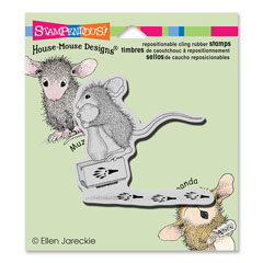 CLING MAKING PRINTS - Select cling rubber stamps on sale! Save  20%