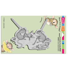 CLING Painting Pals - Select cling rubber stamps on sale! Save  20%