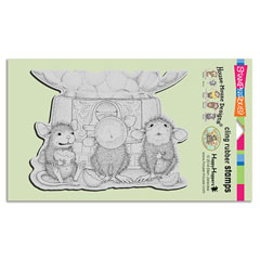 CLING Gumball Gathering - Select cling rubber stamps on sale! Save  20%
