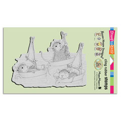 CLING Teacup Sailing - Select cling rubber stamps on sale! Save  20%