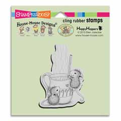 Cling Warm Drink - Our Newest House-Mouse Designs® Cling rubber stamps
