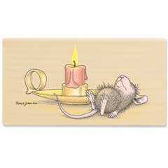 Peaceful Dreams (Nov. 2010) - House-Mouse Designs rubber stamps