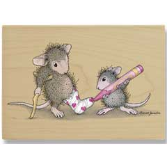 Color Me Better (March 2010) - House-Mouse Designs rubber stamps