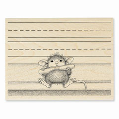 CHALK IT UP - Select Wood Mounted rubber stamps on sale! Save 25%