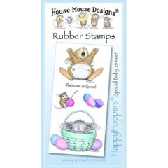 Special Baby - Unmounted Rubber Stamp Set