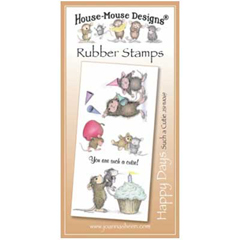Such a Cutie - Unmounted Rubber Stamp Set