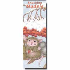 Snacking Mudpie Bookmark