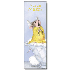 Musical Muzzy Bookmark