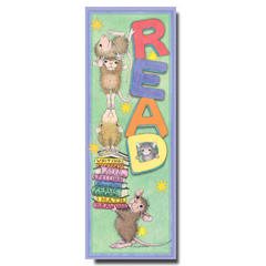 The House-Mouse Gang Bookmark