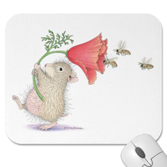 Wee Poppets Mouse Pad