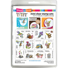 House-Mouse Designs Everyday - Our Newest House-Mouse Designs® Cling Rubber Stamp set