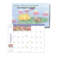 House-Mouse Designs� 2013 Pocket Planner