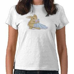 Blankey     T-shirt-SM - HappyHoppers®  T-Shirts