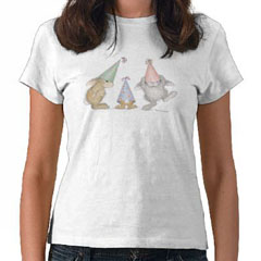 Party Hoppers T-shirt-SM - HappyHoppers®  T-Shirts