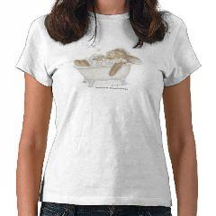 Relaxing Bubbles T-shirt-SM - HappyHoppers®  T-Shirts