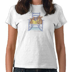 Tall Tales  T-shirt-SM - HappyHoppers®  T-Shirts