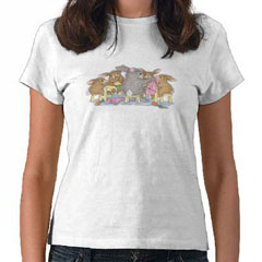 Of the round T-shirt-SM - HappyHoppers®  T-Shirts