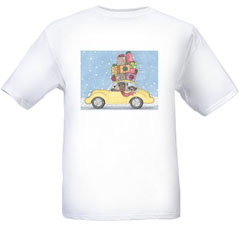 Big Delivery  T-shirt-SM - Gruffies®  T-Shirts