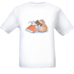Wee Poppets T-shirt - 100% Cotton - WeePoppets®  T-Shirts