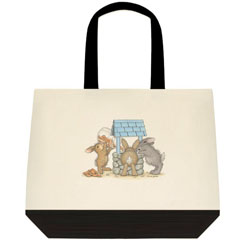 Wishin Well 2 Tone Tote Bag