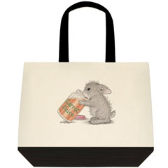 Carrot Juice 2 Tone Tote Bag