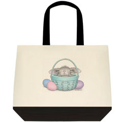 Hoppy Dreams 2 Tone Tote Bag