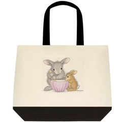 Recipe for.. 2 Tone Tote Bag