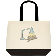 The Spot Light  2 Tone Tote