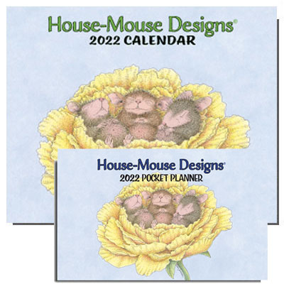 Our 2022 Wall Calendar and 2022 Pocket Planner!