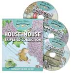 House-Mouse Triple CD Collection!