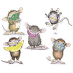 New <b>Stay Safe</b> mice images!